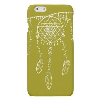 Shri Yantra/caso más de Iphone 6 ideales del