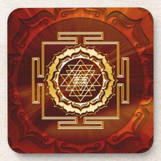 Shri Yantra - Cosmic Conductor of Energy Coaster