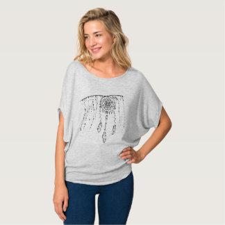 Shri Yantra / Dream Catcher. T-Shirt