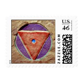 Shri Yantra/Stamp
