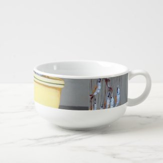 Shrimp and Grits Soup Mug