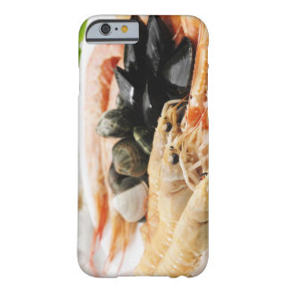 Shrimp and mussels barely there iPhone 6 case