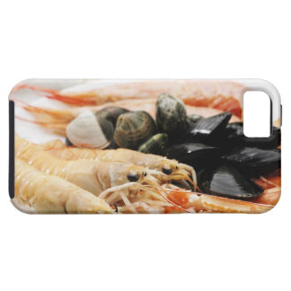 Shrimp and mussels iPhone 5 case
