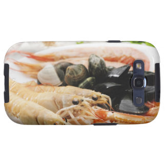 Shrimp and mussels samsung galaxy s3 cases