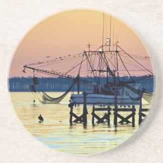 Shrimp Boat Coaster