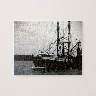shrimp boat jigsaw puzzles