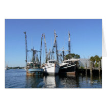 Shrimp Boats--thank you