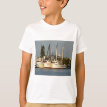 Shrimp Boats x three T-Shirt