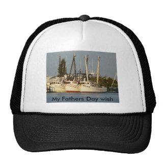 Shrimp Boats x three Trucker Hat