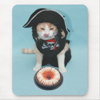 Shrimp Booty Mouse Pad
