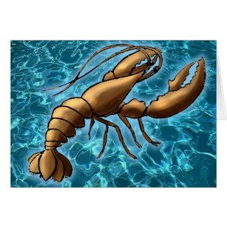 Shrimp Card