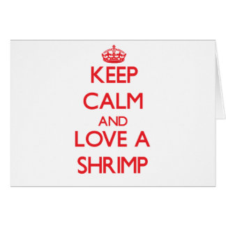 Shrimp Card