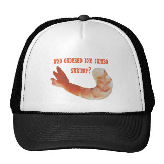 Shrimp Hat