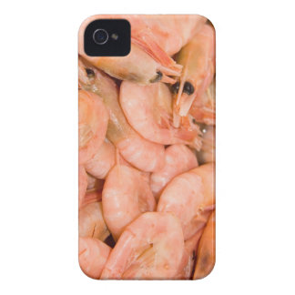 Shrimp iphone 4/4S Barely there case iPhone 4 Case-Mate Case