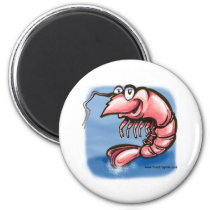 Shrimp Magnet