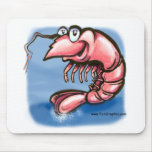 Shrimp Mouse Pad