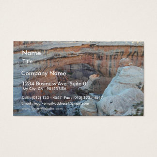 Shrimp Newburg Business Card