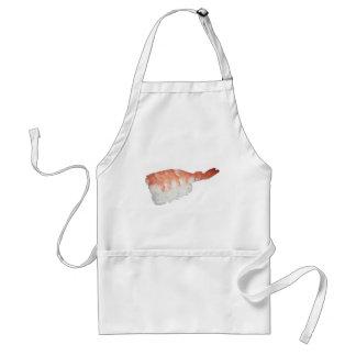 Shrimp Nigiri Sushi Adult Apron