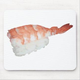 Shrimp Nigiri Sushi Mouse Pad