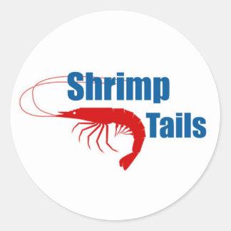 Shrimp Sticker