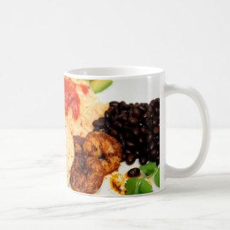 Shrimp Taco Coffee Mug