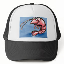 Shrimp Trucker Hat