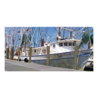 Shrimpers Card