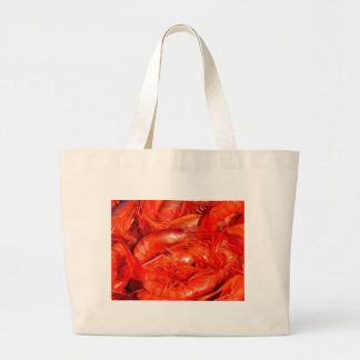 Shrimps Tote Bags