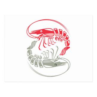 ShrimpVectorRed.pdf Postcard