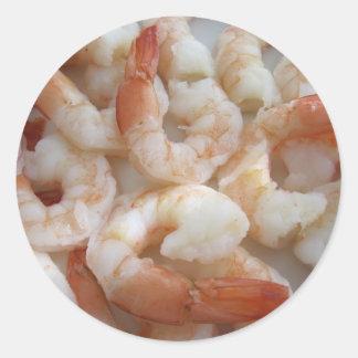 Shrimpy Sticker