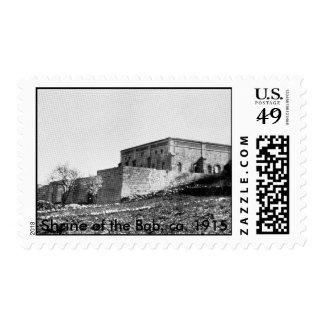 Shrine002, capilla del Bab, CA 1915 Sello