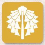 Shrine 幣 coaster