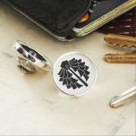 Shrine 幣 lapel pin