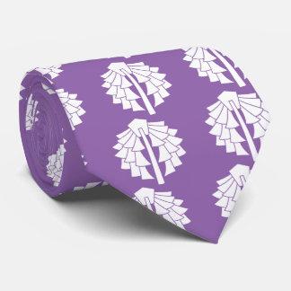 Shrine 幣 neck tie