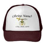 Shrine Ball Cap Hat