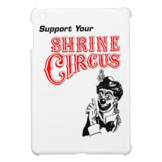 Shrine Circus Clown iPad Mini Cases