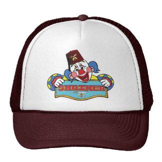 Shrine Clown Trucker Hats