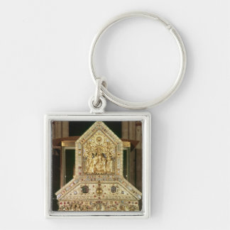 Shrine Containing the Relics Keychain