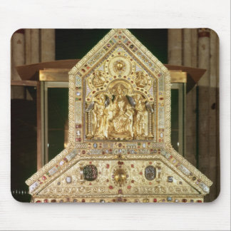 Shrine Containing the Relics Mouse Pad
