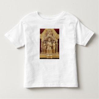 Shrine de nuestra señora de Notre-Dame de Tournai Playera De Bebé