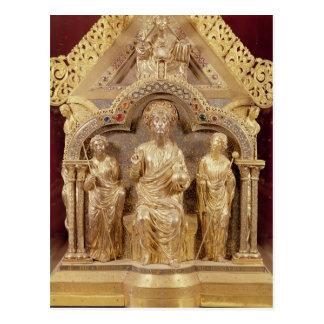 Shrine de nuestra señora de Notre-Dame de Tournai Postal