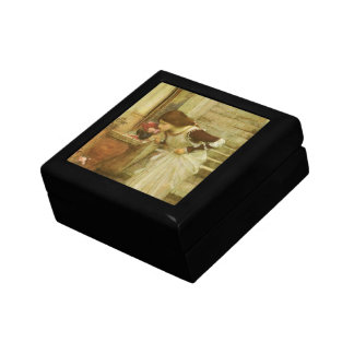 Shrine JW Waterhouse Vintage Victorian Portrait Gift Boxes