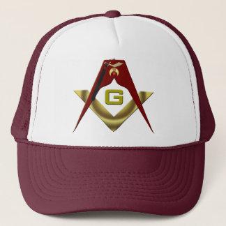 SHRINE-Masons-Fez Trucker Hat