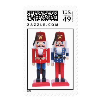 Shrine Nutcrackers Postage Stamps