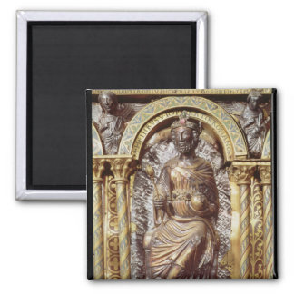 Shrine of Emperor Charlemagne Magnet