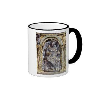 Shrine of Emperor Charlemagne Ringer Mug