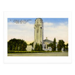Shrine of Little Flower Woodward Ave, Michigan Post Cards