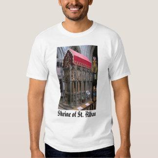 Shrine-of-st-alban, Shrine of St. Alban T-shirt