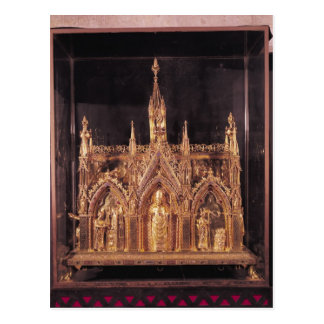 Shrine of St. Taurinus, 1240-55 Postcard