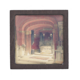 Shrine of the Annunciation Nazareth April 20th 1 Premium Trinket Boxes